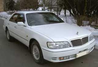 Nissan Cima  Cima