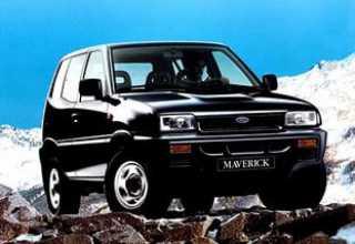 Ford Maverick LWB  Maverick LWB