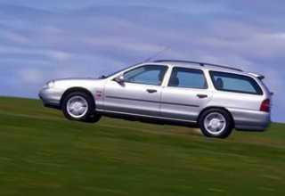 Ford Mondeo Wagon  Mondeo Wagon