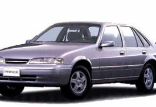 Daewoo Prince седан 1995 - 1999