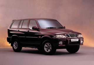 Daewoo Musso  Musso