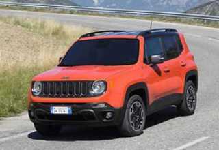 Jeep Renegade  Renegade