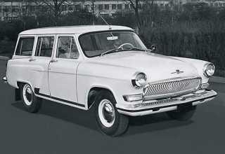 ГАЗ 3102 седан 1997 -