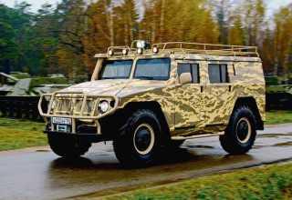 ГАЗ 2330 Тигр  2330 Тигр