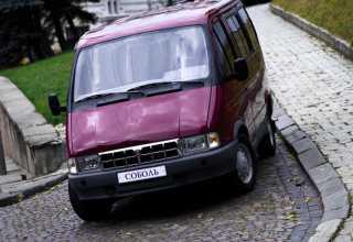 ГАЗ 2217 Баргузин  2217 Баргузин