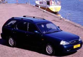 Kia Clarus Wagon  Clarus Wagon