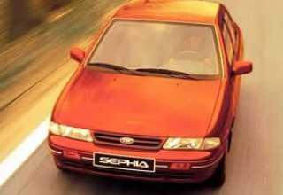 Kia Sephia  Sephia