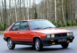 Renault 11  11