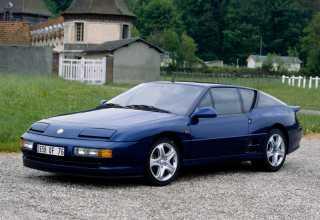 Renault Alpine A610  Alpine A610