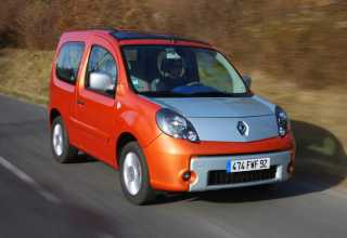 Renault Kangoo Be Bop   Kangoo Be Bop