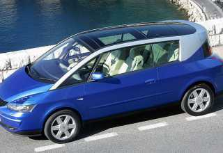 Renault Avantime  Avantime