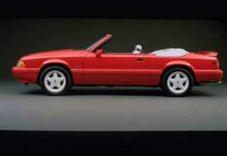 Ford Mustang Convertible   Mustang Convertible