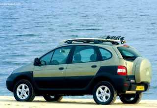 Renault Scenic RX4  Scenic RX4