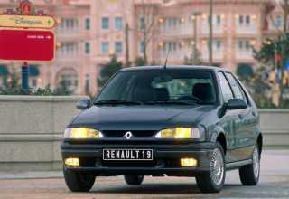 Renault 19 Europa   19 Europa