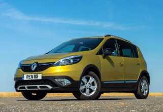 Renault Scenic XMOD  Scenic XMOD