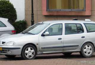 Renault Megane Break  Megane Break
