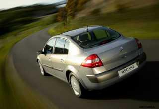 Renault Megane Sedan  Megane Sedan