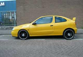 Renault Megane Coupe  Megane Coupe