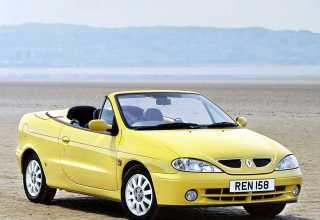 Renault Megane Cabriolet  Megane Cabriolet