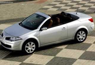 Renault Megane Coupe-Cabriolet   Megane Coupe-Cabriolet