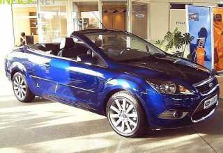 Ford Focus Coupe-Cabriolet   Focus Coupe-Cabriolet