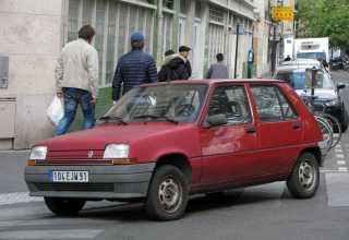 Renault 5  5