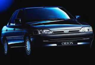 Ford Orion  Orion