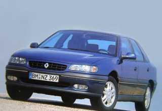 Renault Safrane  Safrane