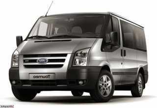 Ford Transit Kombi  Transit Kombi