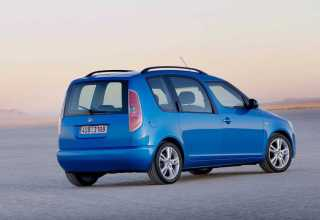 Skoda  Roomster  Roomster
