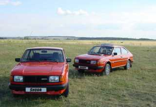 Skoda  136 R Coupe  136 R Coupe