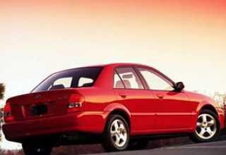 Mazda Protege  Protege
