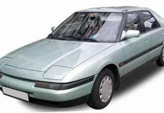 Mazda 323 F  323 F