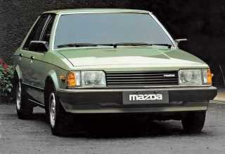 Mazda 323 Estate  323 Estate