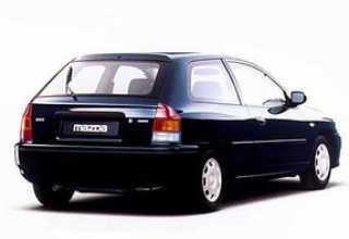 Mazda 323 P  323 P