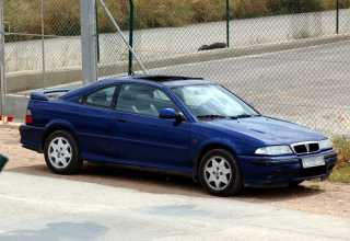 Rover 200-serie Coupe  200-serie Coupe