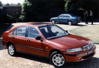 Rover 400-serie  400-serie