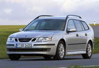 Saab 9-3 Sport Estate  9-3 Sport Estate