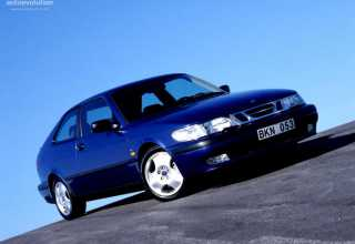 Saab 9-3 Coupe  9-3 Coupe