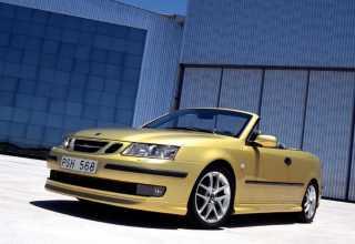 Saab 9-3 Cabriolet  9-3 Cabriolet