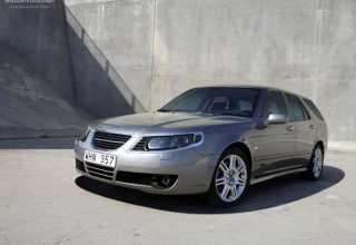 Saab 9-5 Sport Estate  9-5 Sport Estate