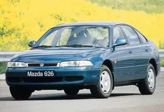 Mazda 626  626