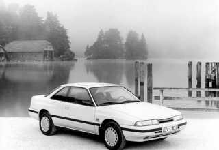 Mazda 626 Coupe  626 Coupe