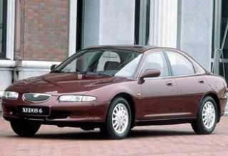 Mazda Xedos 6  Xedos 6