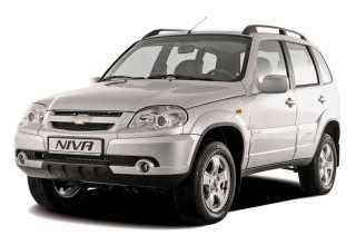 Chevrolet Niva (2123)