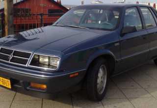 Chrysler GTS