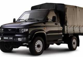 УАЗ 2360 (Cargo)
