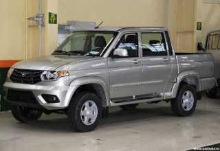УАЗ 2363 (Pickup)
