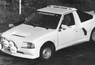 АЗЛК 2141 КР «Москвич» Прототип '1988