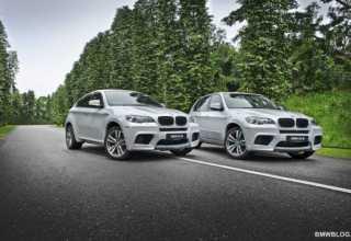 BMW X5 M и X6 M: станут мощнее!